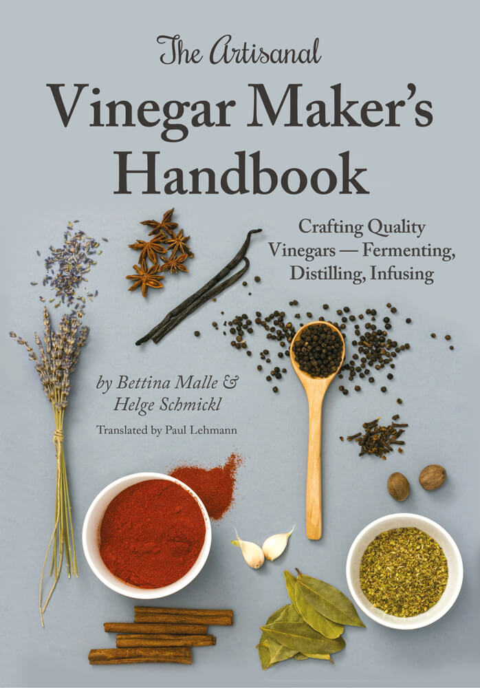 The Artisanal Vinegar Marker's Handbook
