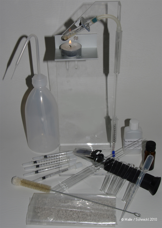 Alcohol Content Determination Kit